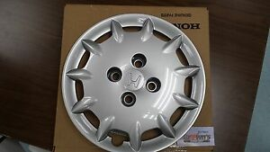 New Genuine Honda Accord Lx Hub Cap Wheel Cover 44733 S84 A20 2001 2002 One Cap