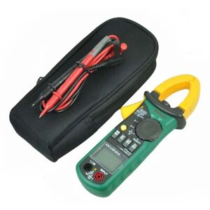 Mastech Professional Ms2108a 4000 Counts Ac Dc Current Clamp Meter Backlight