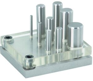 9 Piece Punch And Die Set