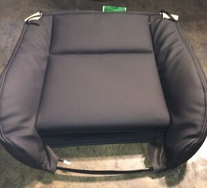 new Bmw 3 Series Schwarz Front Sports Seat Upholstery Cover fits 09 Bmw 335i