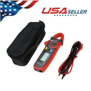 True Rms Ac dc Current Digital Clamp Meter Multimeter 2000counts Uni t Ut210e Us