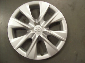 Oem Toyota Corolla Hubcap Wheel Cover 2014 15 Factory Corolla