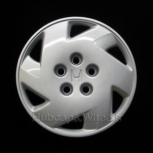 Honda Accord 1998 2002 Hubcap Genuine Factory Oem 55046 Wheel Cover Silver