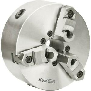 Sb1219 South Bend 8 3 Jaw Scroll Chuck D1 5 Camlock Mount