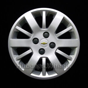 Chevrolet Cobalt 2009 2010 Genuine Gm Factory Oem Wheel Cover 3285 Silver