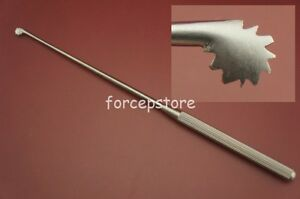 New 105 Mm Arthroscopic Serrated Rosette Knife Arthroscopy