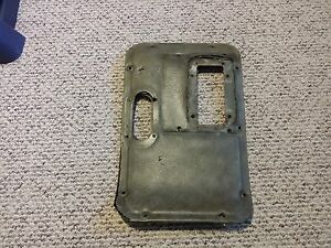 1977 1979 International Ih Scout Pan Tranny Dog House Transmission Floor Cover