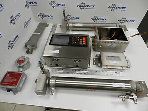 Mettler Toledo Floor Scale With Accessories