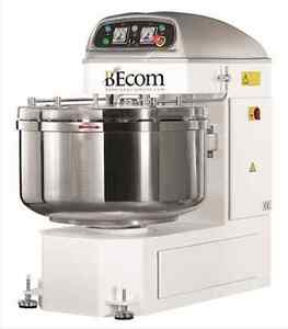 Becom Dough Mixer spiral Be espm 80 176lb Dough Capacity