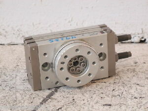 Smc Msqb30r Pneumatic Rotary Actuator new No Box