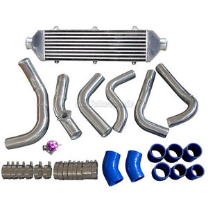 Cx Bar Plate Intercooler Piping Kit Bov For 03 Mazdaspeed Protege 2 0l Turbo