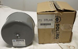 Solberg Inlet Filter F 31p 250 2 1 2 m npt Out 195 Max Cfm New