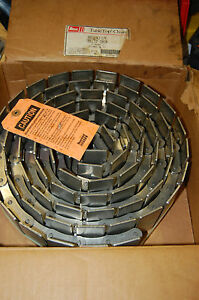 Nib Rexnord 866ss Table Top Chain 866ssk3 1 4 Stainless Steel