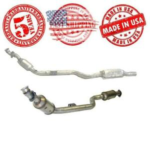 Front Left Right Catalytic Converter For Mercedes Benz S500 Cl500 S430 00 03