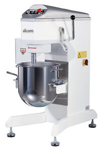 Becom Dough Mixer planetary 60 Quart Be eplm 60 H