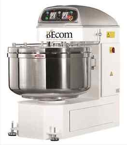 Becom Dough Mixer spiral Be sfb 60 123lb Dough Capacity