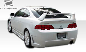Duraflex B 2 Side Skirts Rocker Panels 2 Piece For Rsx Acura 02 06 Ed10029