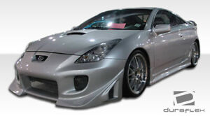Duraflex Blits Side Skirts Rocker Panels 2 Piece For Celica Toyota 00 05 Ed