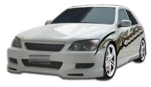 Duraflex Is300 Gala Front Bumper Body Kit 1 Pc For Is Series Lexus 00