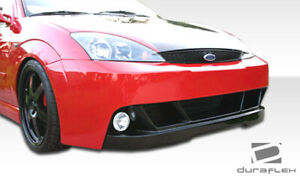 Duraflex Pro Dtm Front Bumper Body Kit 1 Pc For Ford Focus 00 04 Ed10
