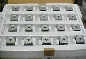 Wholesale Lot 20 Sanyo Stepper Motors Ball Bearing Cnc Milling Router Robot New