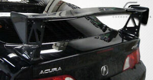 Carbon Creations Type M Wing Trunk Lid Spoiler 1 Piece For Rsx Acura 02 06