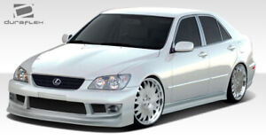 Duraflex Is300 V Speed 2 Front Bumper Body Kit 1 Pc For Lexus Is Serie