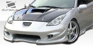 Duraflex Vader Front Bumper Cover 1 Piece For Celica Toyota 00 05 Ed100198