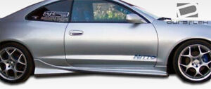 Duraflex Vader Side Skirts Rocker Panels 2 Piece For Celica Toyota 94 99 Ed