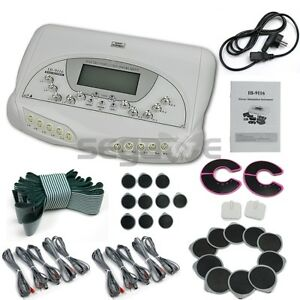 Electrical Muscle Stimulation Stimulator Electrotherapy Physical Therapy Machine