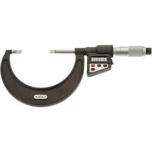 H1034 Starrett 786p 3 Electronic Digital Micrometer W Auto Off Grizzly New