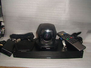 Tandberg Codec 3000mxp Ttc7 09 Video Conference Ntsc Multisite Presenter