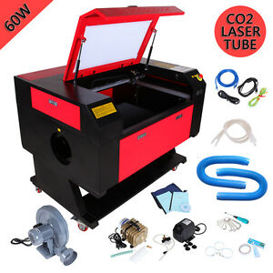 Co2 Laser Engraver 60w Top Line Laser Engraving Machine Comes W Usb Interface
