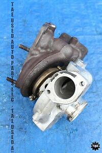 2006 Mitsubishi Lancer Evolution 9 Oem Turbocharger Closed Internal Wastegate