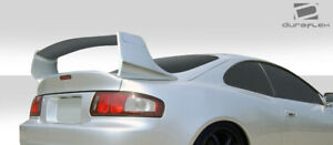 Duraflex Hb Td3000 Wing Trunk Lid Spoiler 1 Piece For Celica Toyota 94 99 E