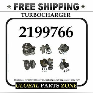 New Turbo For Caterpillar 3054 2199766 219 9766 Pf 300b Ps 200b Free Delivery