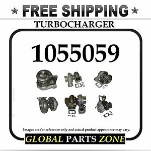 New Turbo For Caterpillar 3116 3126 1055059 105 5059 950f Ii 960f Free Delivery