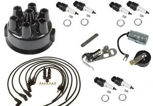 Complete Tune Up Kit Minneapolis Moline 6 Cyl Tractors Gvi G705 G706 G707 G708