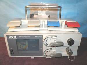 Storz Arthropump Power Arthroscopy Pump Console Model 283407 20