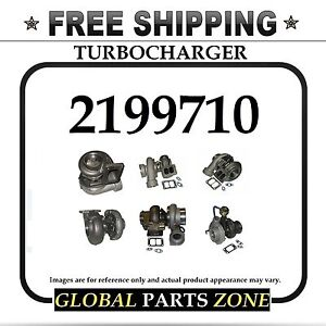 New Turbo Turbocharger For Caterpillar Cat 3306 2199710 10r1011 Free Delivery