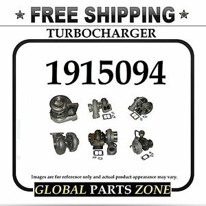 New Turbo Turbocharger For Caterpillar C9 330c 1915094 10r0368 Free Delivery