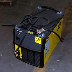 Esab Aristomig 500 Mig Welder cable kjs