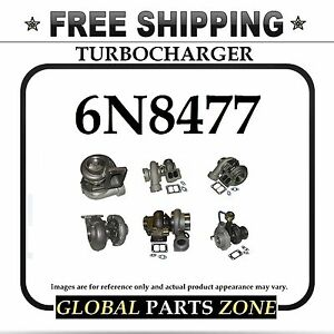 New Turbo For Caterpillar 3204 215 180 953 6n8477 8n4774 0r5824 Free Delivery