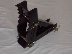 Linville 18 Heavy Duty Backhoe Thumb Mini Excavator Hoe Clamp American Made