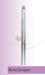 Dental Implantology Bone Scraper Straight Impbs