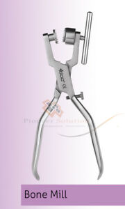 Dental Implantology Bone Mill Forcep Impbm