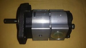 Parker Pgp505 500 Series Hydraulic Motor Pgp505b0040aj8l5nb1d2c New unused