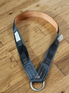 Miller 6004n bk Climbing Safety Positioning Belt To Be Used With Full Harness