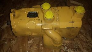 Caterpillar 345 7749 Hydraulic Pump Group Unit Injector Used Guaranteed