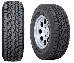 4 New Lt 35x12 50r18 Toyo At2 10ply Tires 12 50r18 R18 12 50r All Terrain Truck